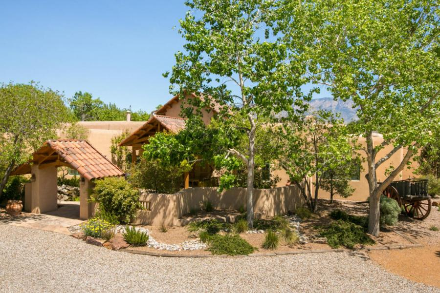 223 Target Road, Corrales, New Mexico