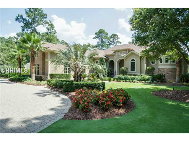 One of Bluffton 4 Bedroom Single Story Homes for Sale