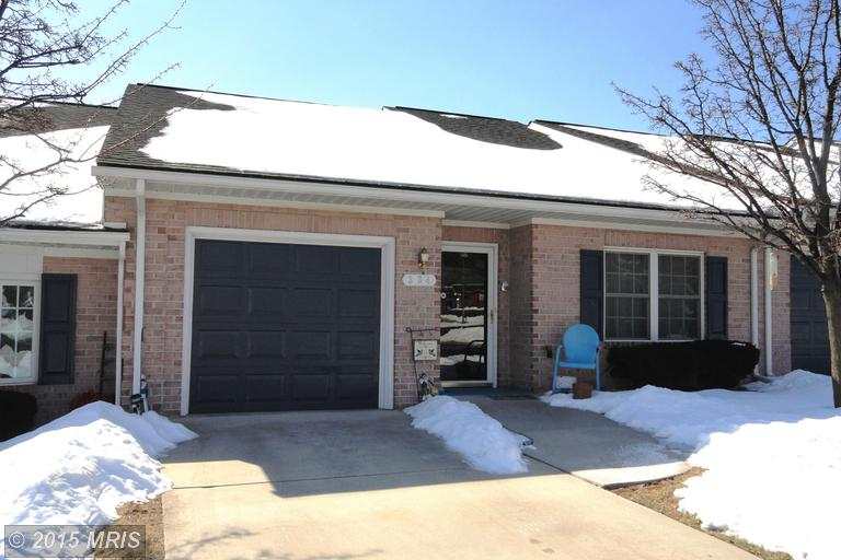 334 SUNBROOK LANE 122, one of homes for sale in Hagerstown
