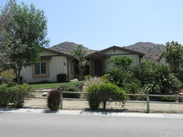 290 Wild Horse Lane - one of homes or land real estate for sale in Norco