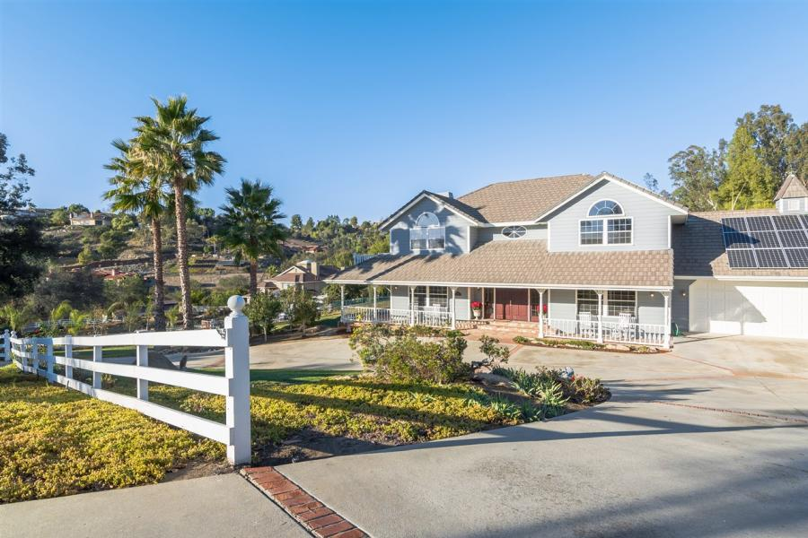 3658 Purer Road, Escondido in San Diego County, CA 92029 Home for Sale