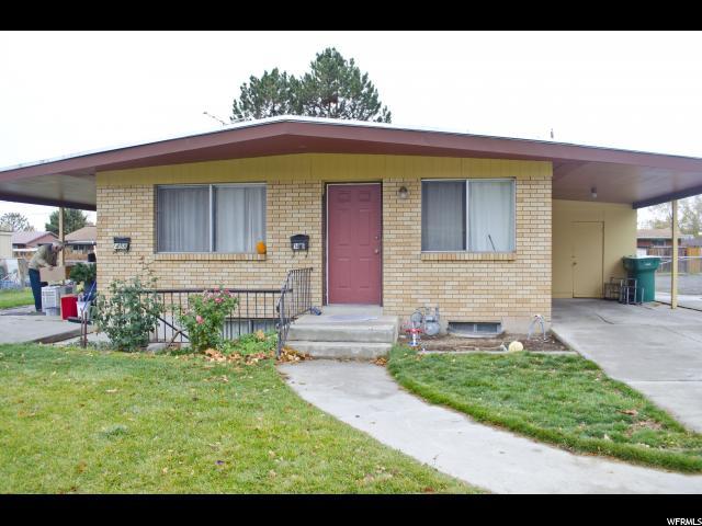 1456 S 280 E, Orem in Utah County, UT 84058 Home for Sale